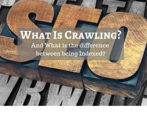 What is Crawling?