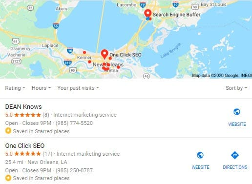 SEO for local business